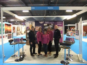 Polefit™ bedding, Ideal Home Show 2014, modern bedding, contemporary bedding, modern bedding solution